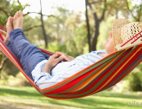 How to win in investing by doing nothing.
