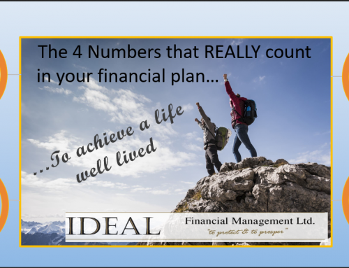 The Most Important Ingredients in a Financial Plan – Introduction